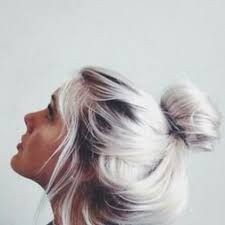 how to blend in gray roots of black hair with highlig 50 lavish gray hair ideas you ll love hair motive hair motive
