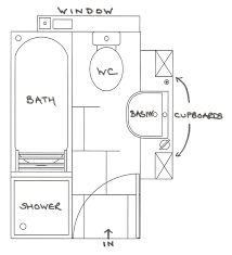 Floor Plan Layout Design Interesting Bathroom Designs Plans Layouts Floor With Both Tub