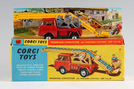 jeep forward control a corgi toys no 64 jeep f c 150 working conveyor on forward