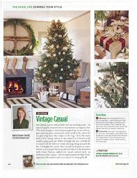 Cottage Living Magazine by Scout For The Home Decorating For The Holidays