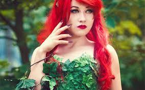 Halloween Poison Ivy Costume Diy Poison Ivy Costume Maskerix