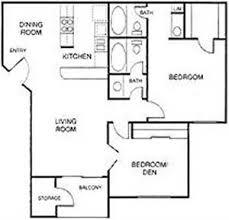 Sycamore Floor Plan Sycamore Creek Apartments 1701 North Wilmot Tucson Az Rentcafé