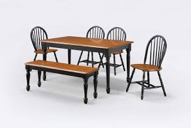 dining room table seats up to for 6 people solid oak wood modern