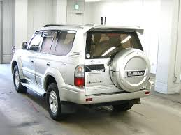 toyota car showroom used toyota land cruiser prado by japanese used cars exporter
