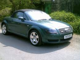 saab convertible green used audi tt green for sale motors co uk