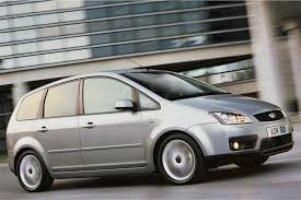 ford focus c max boot space ford focus c max 2003 2007 used car review car review rac