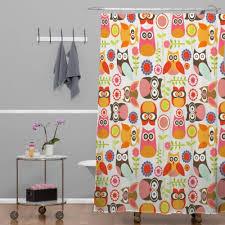Owl Shower Curtains How To Create A Fun Owl Bathroom