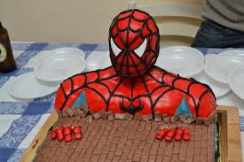 spiderman cake by jinkazama84 on deviantart