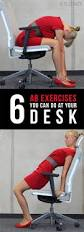Desk Chair Workout Office Chair Ab Exercises Coffee3d Net