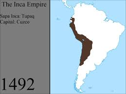 Aztec Mayan Inca Map The Rise And Fall Of The Inca Empire Youtube