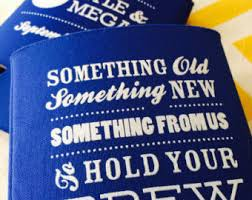 something something new something borrowed something brewed hold your brew etsy