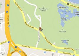 Royal Botanical Gardens Melbourne Map Visit Melbourne Royal Botanic Gardens