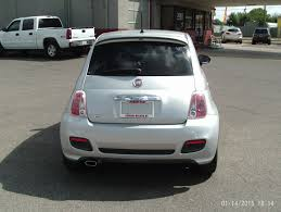 used 2012 fiat 500 sport wichita ks carbanc auto sales