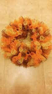Halloween Wreath Ideas Front Door 123 Best Mesh Wreaths Images On Pinterest Spring Wreaths Wreath