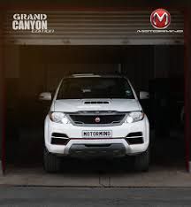 toyota fortuner toyota fortuner grand canyon edition is just the upgrade that the