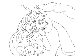great she ra coloring pages 55 in coloring pages online with she