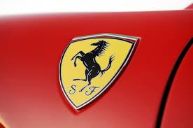 ferrari porsche logo report ferrari hopes to double profits by adding utility vehicle