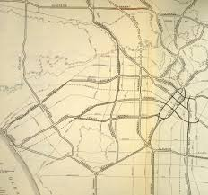 Greater Los Angeles Map by Why Isn U0027t There A Freeway To Beverly Hills Kcet