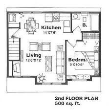 guest cottage floor plans guest house floor plans 500 sq ft home epic 34 on luxihome
