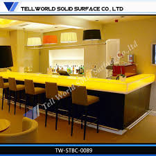 english pub furniture illuminated bar counter for sale buy