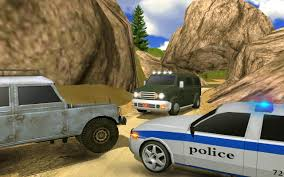 jeep driving away offroad 4x4 jeep police escape android apps on google play