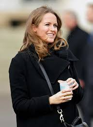kim sears and baby sophia jet to miami to support andy murray