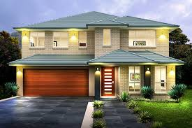 Home Design Double Story Home Designs