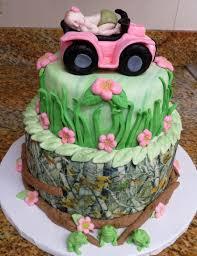 camo baby shower cake cakecentral com