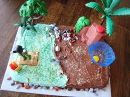 disc golf birthday cake