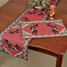 Kokopelli Home Decor by Kokopellis Southwest Table Linens