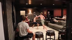 basement boxing fearon vs kelly youtube