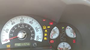 fj cruiser warning lights how to reset a maintenance light on a 2008 toyota fj cruiser youtube