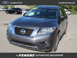 nissan crossover 2013 used nissan pathfinder at landers serving little rock benton