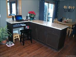 small kitchen desk ideas kitchen room awesome computer in kitchen ideas kitchen office