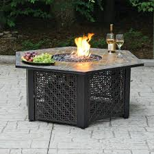 gas fire pit table uk table with gas fire pit rustic wooden gas fire pit table diy table