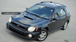 2003 subaru impreza wrx sport wagon related infomation