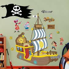 72 jake neverland pirates room decor images