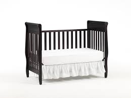 How To Convert A Crib To Toddler Bed by Amazon Com Graco Sarah Classic Convertible Crib Espresso