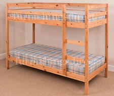 Bunk Bed With Mattress Bunk Beds With Mattresses Ebay