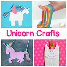 for kids magical and colorful unicorn crafts and activities for kids