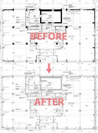 Galley Style Kitchen Floor Plans by Toronto Cad Services Autocad Drafting Technical Drawings