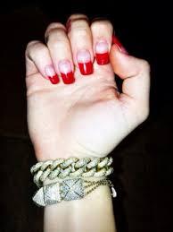 miley cyrus u0027s new season nails