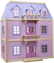 Free Miniature Dollhouse Plans by Impressive Doll House Plans Diy Dollhouse Smalltowndjs Com Idolza