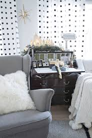 Living Room Holiday Decorating Ideas 125 Best Our Christmas Images On Pinterest Black And White