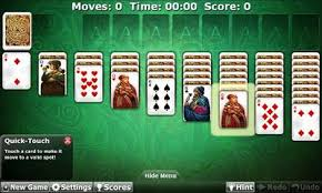 solitaire for android solitaire deck hd for android free solitaire