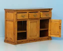 antique pine buffet sideboard england circa 1850 at 1stdibs