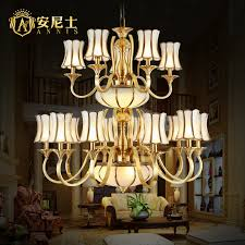 Chandelier Creative China Double Spiral Chandelier China Double Spiral Chandelier