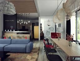 cuisine moderne ouverte sur salon cuisine ouverte sur salon un bel espace ouvert