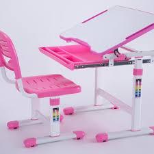 adjustable height kids table mini pink desk best desk quality children desks chairs