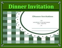 invitation template for birthday with dinner free dinner invitation template orderecigsjuice info